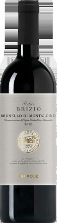 Brunello di Montalcino 2012
