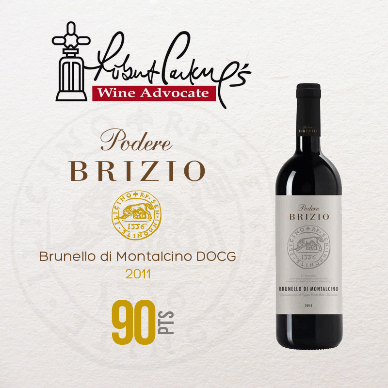 Brunello 2011 Advocate