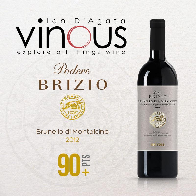 Brunello di Montalcino, Vinous