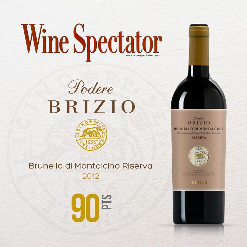 Brunello di Montalcino Riserva - Wine Spectator