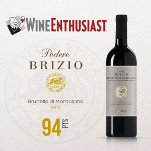 Brunello di Montalcino DOCG 2013, Wine Enthusiast